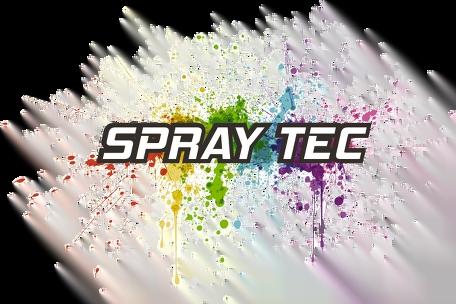 Spray Tec Logo. Spraytec Bath, Repairs, Resprays, Renovations, Bodywork Repair, Bath, Somerset.